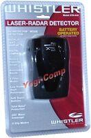 Whistler Xtr-540 Xtr540 Cordless Laser Radar Detector W/ Compass