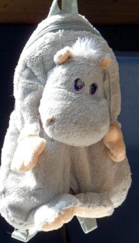 Kinderrucksäcke für Kinder von 3 bis 8 Jahren Modell Hippo Agathe