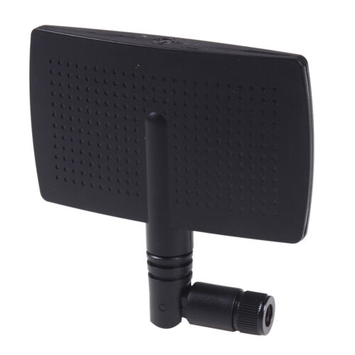 2.4Ghz Radar Shape 8Dbi Directional Wifi Antenna Rp-Sma For Wireless RouteFBES