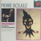 Stravinsky: P'trouchka; Le Sacre du Printemps (CD, Jan-1995, Sony Classical)