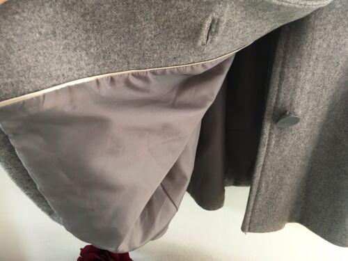Grigio H m Taglia Vintage Donna Cappotto Eu 34 Stile ZY1nqwz