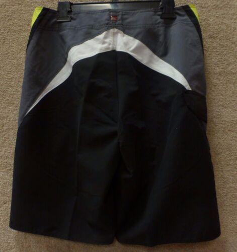 """Quiksilver Men/'s Board Shorts /""""Merged/"""" Black"""
