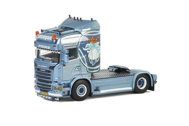 WSI 01-2166 sneepels Scania Highline R Streamline Highline Scania échelle 1:50 7c0084