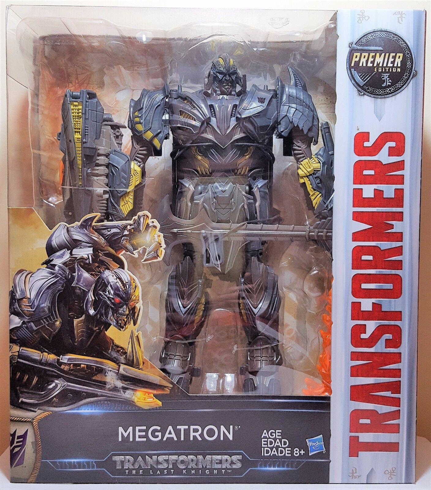 Tu satisfacción es nuestro objetivo Transformers Megatron Leader Class de la última edición edición edición Premier Caballero Hasbro  la red entera más baja