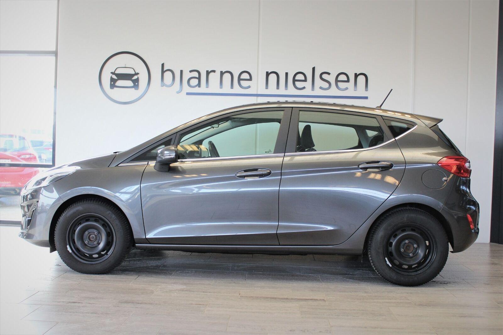 Ford Fiesta 1,0 EcoBoost Titanium - billede 1