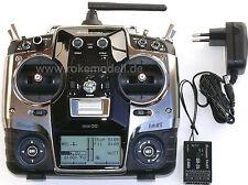 Graupner 33124 MX 20 mit GR-24, Fernlenkset HoTT, 2,4GHz, Updatekabel + SD-Karte