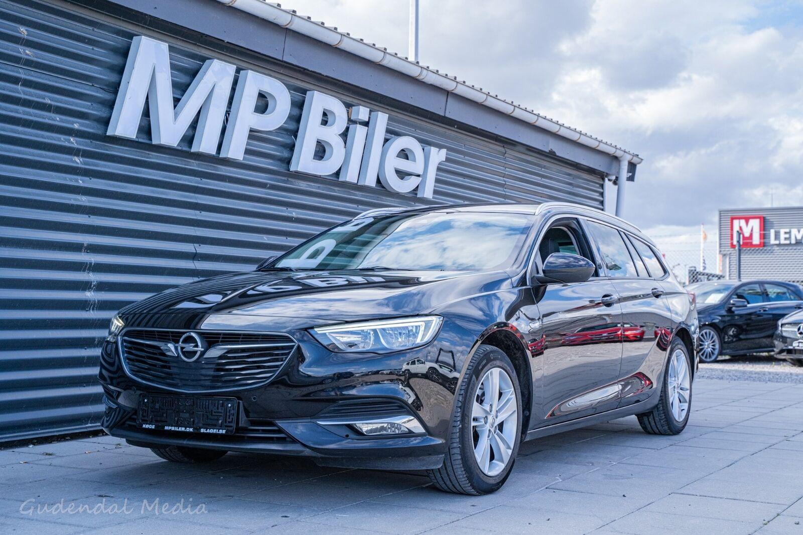Opel Insignia 1,6 CDTi 136 Dynamic Sports Tourer aut.