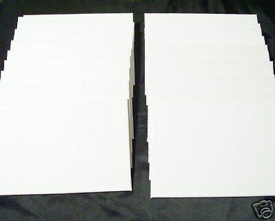 10 OSWOA 4X6 Inches XF Artist Blank Canvases Panels Art supply Plein Air Canvas