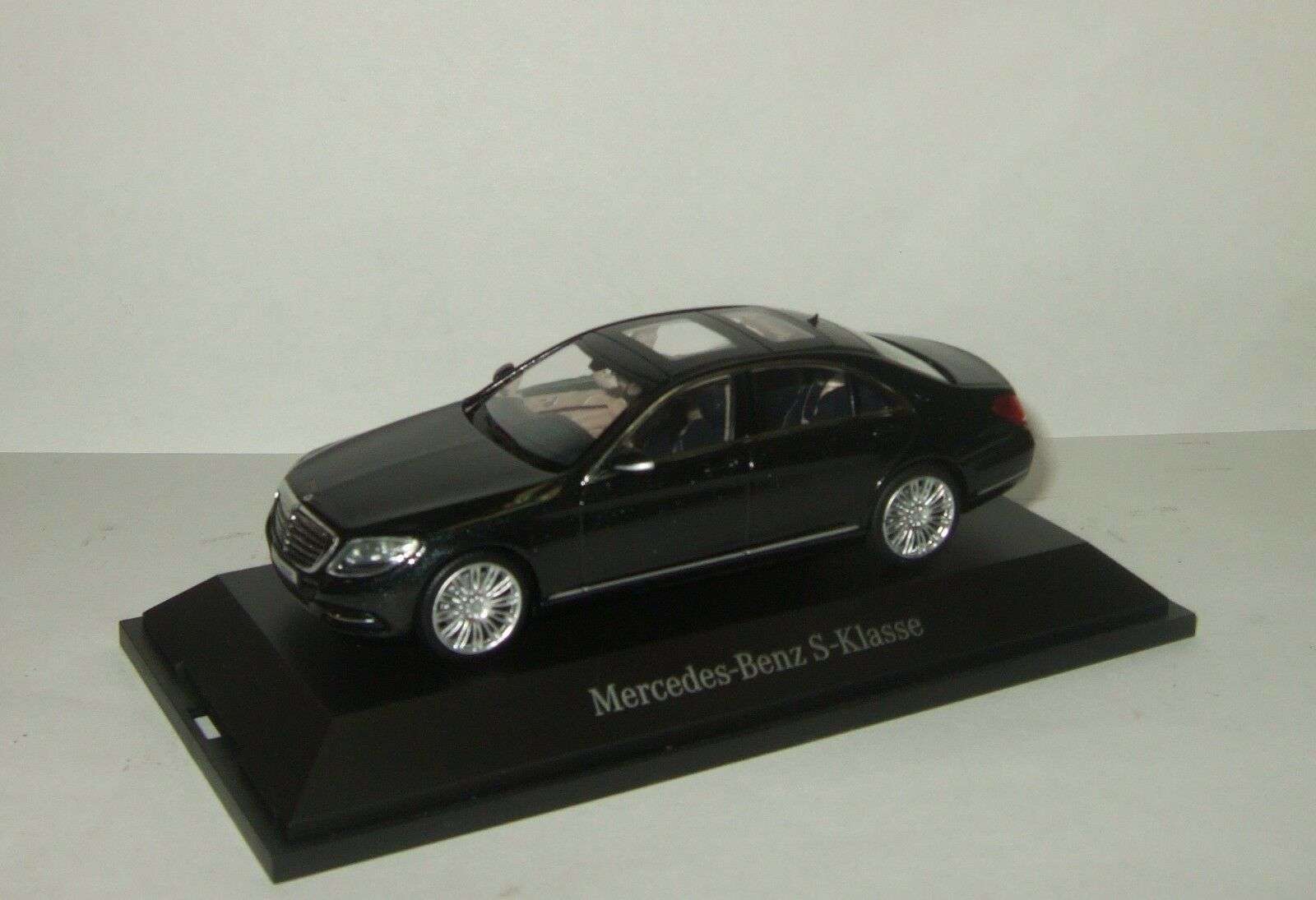 1 43 Schuco Mercedes Benz Classe S 2013 W222 Limousine