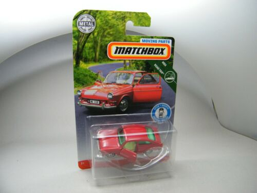 MATCHBOX 2018 movings parts serie onda a VW 1965 VOLKSWAGEN TYPE 3 TL FASTBACK