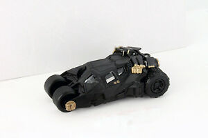 Batmobile aus dem Film The Dark Knight Triology schwarz 1:50 HotWheelsElite One