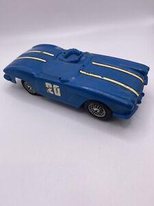 STROMBECKER VINTAGE 1/32nd SCALE CHEVROLET CORVETTE SLOT CAR 1960's