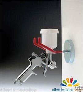 magnet halter f r lackierpistole spritzpistole. Black Bedroom Furniture Sets. Home Design Ideas