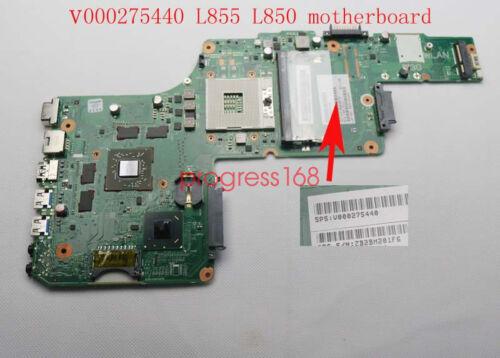 Toshiba satellite L855 L850 motherboard V000275440 6050A2509901-MB-A02 HD 7670M