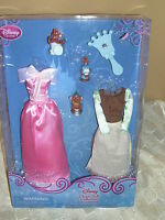 Disney Cinderella Classic Doll Clothes/wardrobe Gown, Dress W/accessories