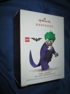 Joker Christmas Ornament.Details About Joker Lego Hallmark Keepsake 2018 Christmas Ornament Batman Lego Movie