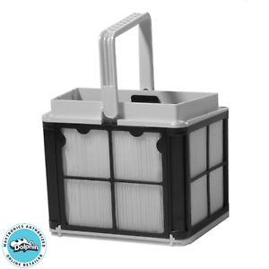 Maytronics Dolphin Ultra Fine Filter Basket Upgrade