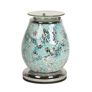 Artemis-Touch-Mosaic-Electric-Wax-Warmer-Burner-amp-pack-of-10-Scented-Melts-3158