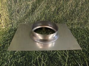 Chimney Liner Top Plate 12 Quot X 12 Quot X Specify Your Size Ebay