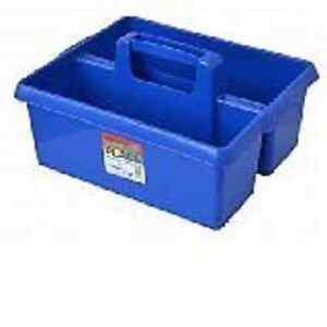 Blue Tack bac / Tack Boîte à utiliser lorsque toilettage des chevaux, fabriqué au royaume-uni  </span>