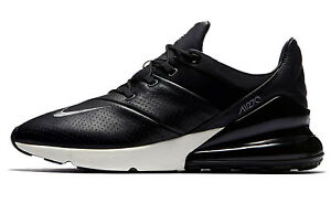 ba97ed6525 Nike Air Max 270 Premium Black/Light Carbon-Sail (AO8283 001) | eBay