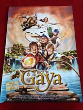 Back to Gaya Kinoplakat Filmplakat A1, Animation