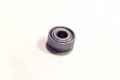 x1 Roulement 2x5x2.5 MR52ZZ étanche avec flasque metal