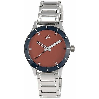 Fastrack 6078SM05 Analog Women's Watch