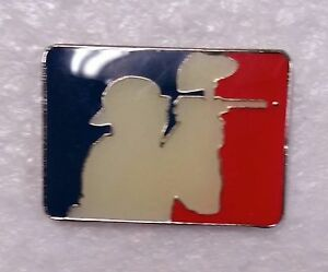 "PAINTBALL RWB LOGO 7/8"" Hat Pin PAINTBALL"