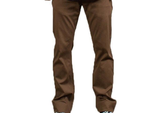 Matix Gripper Bedford Pant (32) Brown