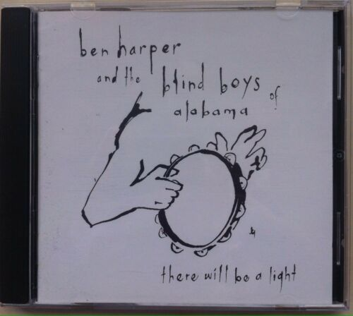 1 of 1 - Ben Harper/The Blind Boys of Alabama - There Will Be a Light (CD, EMI, 2004)