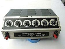 Clarostat 240 C Decade Power Resistor Box 0 To 999999 Ohms In 6 Decades