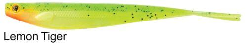 Fox Rage Forktail Gummifische Kunstköder zum Spinnfischen Zanderköder