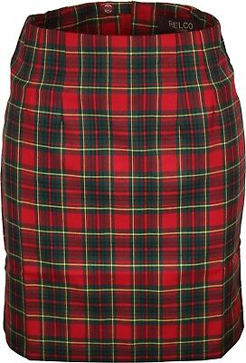 Relco Womens Green Tonic Two Tone Fitted Skirt 60s Mod Skin Ska Skinbryd