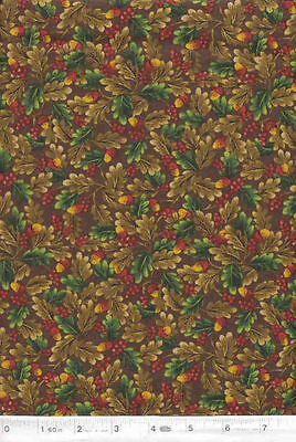 1 yard/_ RJ R/_fabulous flowers/_quilt fabric/_lavender/_golden yellow/_poppies/_OOP