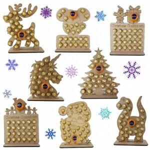 Calendario Avvento Ferrero.Dettagli Su Natale Avvento Si Adatta Chocolate Orange Ferrero Rocher Calendario Avvento Mostra Il Titolo Originale