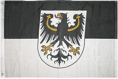 Fahne Preußen Kriegsflagge 1903-1920 Flagge preußische Hissflagge 90x150cm
