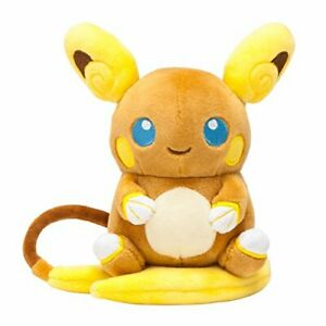 Pokemon-Center-Original-Pokemon-Dolls-Arora-Raichu