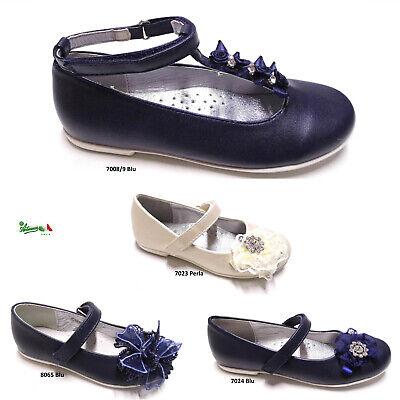 OFFERTA scarpe ballerine bamboline bambina eleganti cerimonia economiche gomma | eBay