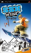 USED SSX on Tour Japan Import Sony PSP