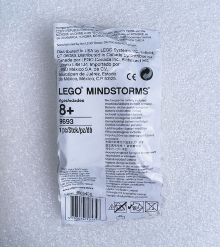LEGO Mindstorms 9693-1 NXT DC Rechargeable Battery