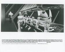 CINDY MORGAN TRON 1982  MOEBIUS WALT DISNEY VINTAGE PHOTO ORIGINAL #13