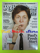 ROLLING STONE USA MAGAZINE 1151/2012 Paul Mccartney Danny McBride LMFAO  Nocd