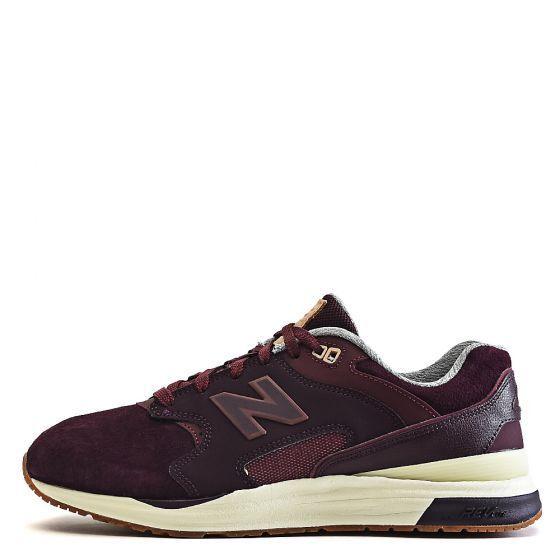 2017 New Balance Running Sneakers 550 SZ 10 Burgundy White ML155OSA