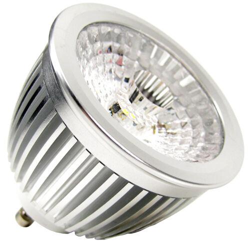 5x LED GU10 5W Licht spot Leuchte dimmbar Strahler Warmweiß *sehr langlebig*