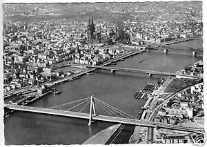 AK-Koeln-Luftbilduebersicht-der-Innenstadt-um-1961