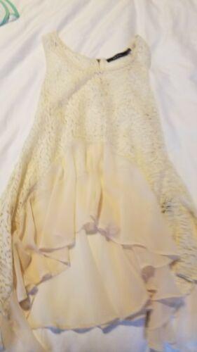 Cream tanktop Ark Silk And CoElegant wOm8nN0v
