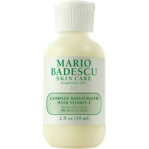 Details About Mario Badescu Complex Moisturizer With Vitamin E Spf 20 Exp 12 18
