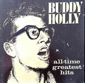 Buddy Holly 2xCD All Time Greatest Hits - Germany