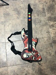 React Guitar Hero Guitar Reaper Model RTPS2696 Wireless PS2 - No Dongle